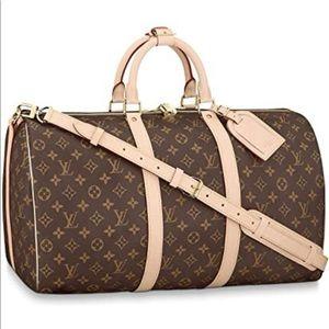 💎✨LIKE NEW✨💎 Duffle bag